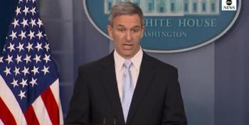Ken Cuccinelli Announces More State Crimes Against Immigrant Children