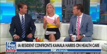 WOW: Fox And Friends Edits Viewer Tweet To Remove Pro-Medicare Hashtag