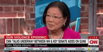 Senator Hirono Reminds CNN That You Can't Trust Trump's Negotiating