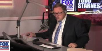 Fox Host Todd Starnes Compares Immigrants To Nazis