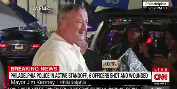 Philadelphia Mayor: 'Our Officers Need Help With Gun Control'