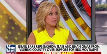 Fox Hosts Cheer Israel's Subservience To Trump On Barring Reps. Ilhan Omar And Rashida Tlaib