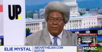Elie Mystal Gets Serious About Greenland ... But Not How You Think