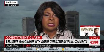 April Ryan: Trump Furious With Steve King For Hurting His Chances In Iowa In 2020