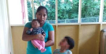 ICE Defends Detaining And Holding Breastfeeding Mom