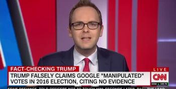 CNN's Daniel Dale Debunks Trump's BS Google Conspiracy Theory