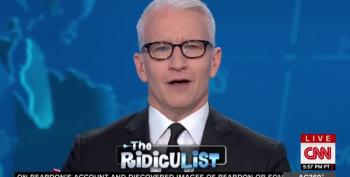 Ridiculist:  Anderson Cooper Drags Jeanine Pirro