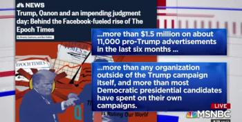 Chinese Group Floods Facebook, YouTube, With Ads For Trump
