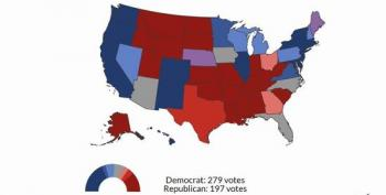 Scholar Predicts 2020 Win For Dems Without Moderate Republicans Or Swing States