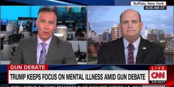 CNN Anchor Rips Into Republican Rep Over Gun Control