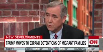 Sen. Jeff Merkley Says Trump Wants Internment Camps For Migrants