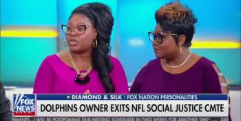 LOL: Diamond And Silk Demand C&L Cease And Desist Something