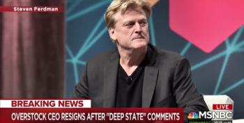 Overstock CEO Resigns After 'Deep State' Rant