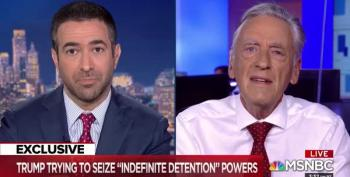 Ari Melber Interviews The Man Who Wrote The Flores Amendment