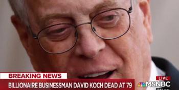 David Koch, Dead At 79