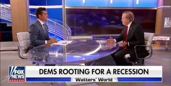Fox's Watters And Dobbs Accuse The Media Of 'Fake Recession' Fearmongering