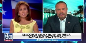 Fox's Pirro And Bongino Attack The New York Times: 'Stop Pretending You're Journalists!'