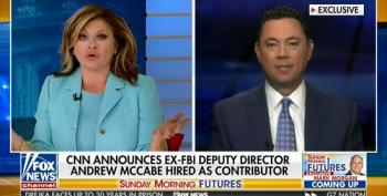 Fox's Bartiromo And Chaffetz Whine About CNN Hire Of Andrew McCabe