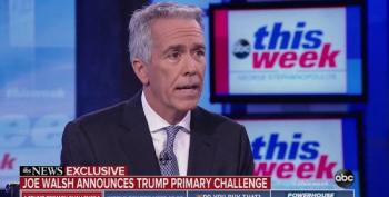 Joe Walsh Announces GOP Primary Challenge To Trump