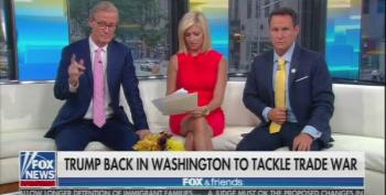 Fox And Friends: Trump Would Have Chosen Doral For G7 Even If He Didn't Own It