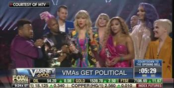 Fox Business Tries To 'Take On' Taylor Swift