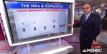 Ali Velshi Breaks Down The NRA's Shrinking Influence In Congress