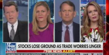 Cavuto Blasts Trump's Trade War: 'A Bad Abbott And Costello Skit'