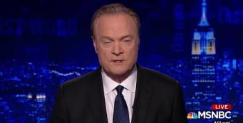 Lawrence O'Donnell Apologizes For Running With Deutsche Bank Story