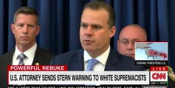 Ohio Federal Prosecutor Sent Serious Warning To Neo-Nazis