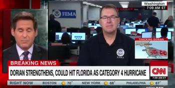 FEMA: Category 4 Dorian Will Affect All Of Florida
