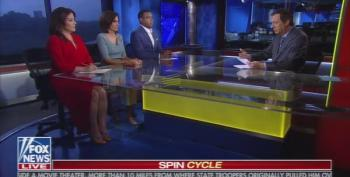 Fox Panel On Trump's White House Press Room Chaos