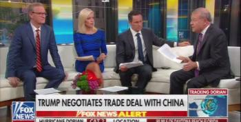 Stuart Varney Admits The Truth: Trump's China Trade War Is Hurting US Economy