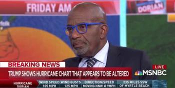 On Deadline WH, Al Roker Sheds Light On Trump's Altered Hurricane Dorian Map