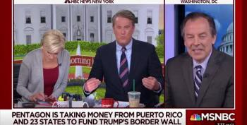 Scarborough Incredulous Over GOP Senators Letting Trump 'Steal' Money For Wall