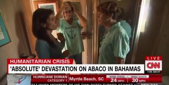 Abaco Survivor: 'It Was Like An Atomic Bomb Went Off'