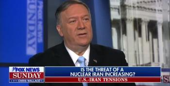 Trump Nixed Iran Deal, Iran Inches Closer To Nukes, Pompeo Blames Obama