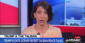 Jennifer Rubin Slaps Down MSNBC WH Correspondent: 'You Are Normalizing This Guy!'