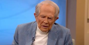 Pat Robertson Suggests Abortionists Might Get Leprosy