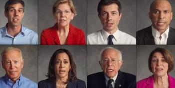 Eight Democratic Candidates Appear In Gun Sense Ad