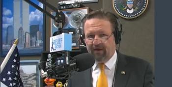 Seb Gorka Imagines Congressman Wants Him To Be NSA