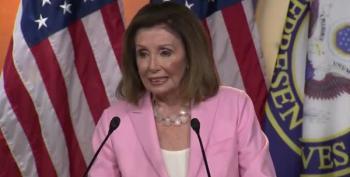 Pelosi Slams McCarthy:  'How Low Can You Go'