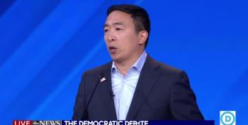 Andrew Yang Dodges Comment About Warren 'Being In Pocket Of Teachers' Unions'