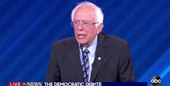 Bernie Sanders Describes His Vision Of Democratic Socialism