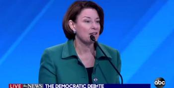 Amy Klobuchar: 'We Can't Spare Another Innocent Life'