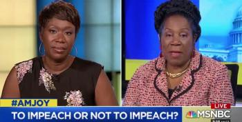 Rep. Sheila Jackson Lee Explains Impeachment Progress With Joy Reid
