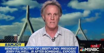 Frank Schaeffer Pounds On Jerry Falwell, Jr.
