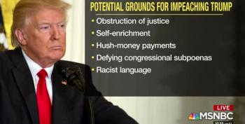 Joy Reid Lists The 'Grab Bag' Of Trump's Impeachable Offenses
