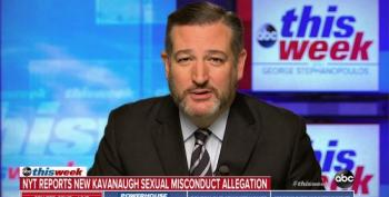 Ted Cruz Dismisses Latest Kavanaugh Allegations