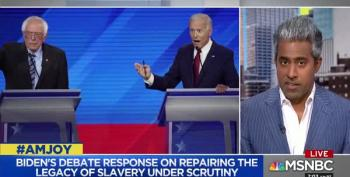 Joy Reid, Anand Giridharadas Talk Joe Biden And Racism - Part 1