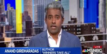 Joy Reid, Anand Giridharadas Talk Joe Biden And Racism - Part 2